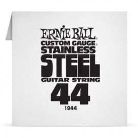 Ernie Ball Single .044 Stainless Steel Electric Guitar String P01944