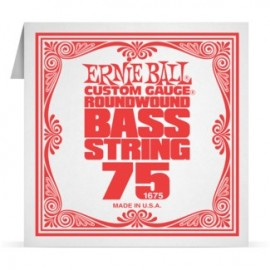 Ernie Ball P01675 Nickel Wound .070 Single Electric Bass String