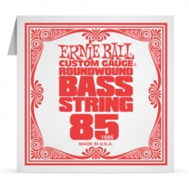 Ernie Ball P01685 Nickel Wound .085 Single Electric Bass String