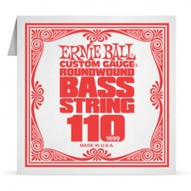 Ernie Ball P01699 Nickel Wound .110 Single Electric Bass String