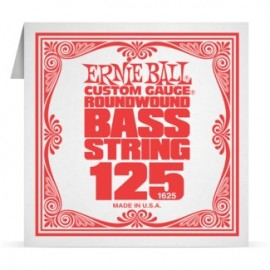 Ernie Ball P01625 Nickel Wound .125 Single Electric Bass String