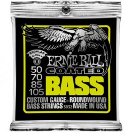 Ernie Ball Regular Slinky Coated Bass Strings