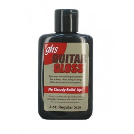 GHS A92 Guitar Gloss, 4oz Bottle, Non-Wax Revitalizing Instrument Treatment
