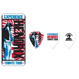 Jim Dunlop JHPT09M Jimmy Hendrix 'Experience' 6 Guitar Pick Tin