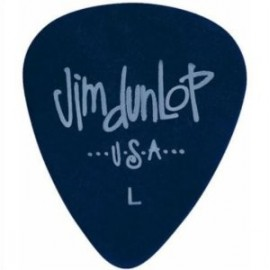 Jim Dunlop 479RLT Light Blue Poly Pick Guitar Pick
