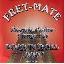Fret-Mate 139914 Rock n' Roll Super Nickel Wound 09-42 Electric Guitar Strings