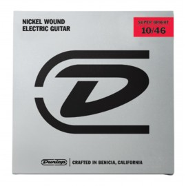 Dunlop DESBN Super Bright Nickel Wound 10-46 Medium Electric Guitar Strings