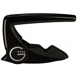 C51020 G7th Performance 2 Black Steel String Capo
