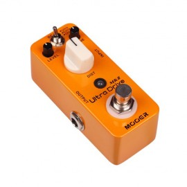 Mooer MDS4 Ultra Drive MK 2 Distortion Pedal