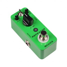 Mooer MDD2 Repeater 3 Mode Digital Delay Pedal