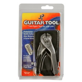JP Tools Multi use Guitar Setup and String Changer Tool - Always be prepared!