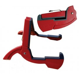 Cooperstand Electric, Bass & Acoustic Guitar, Ukulele, Mandolin, Violin and more Folding Instrument Stand.