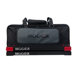 Mooer PB05 Stomp Plate MINI Pedalboard with Carry Case