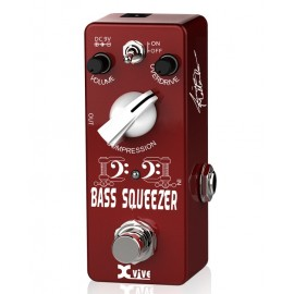 Xvive B1 BASS SQUEEZER  Pedal - Bass Compression