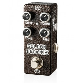 Xvive T1 GOLDEN BROWNIE  Pedal - Distortion