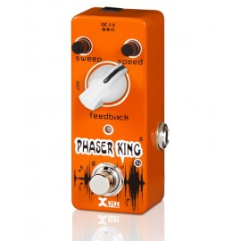 Xvive V6 PHASER KING Pedal - Classic Analogue Phaser
