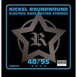 Rosetti BST40 Nickel Roundwound 40 - 95 Bass Guitar Strings