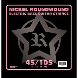 Rosetti BST Nickel Roundwound 45 - 105 Bass Guitar Strings