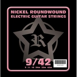 Rosetti E942 Nickel Round Wound 09 - 42 Electric Guitar Strings