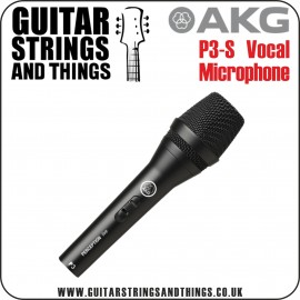 AKG P3 High Performance Dynamic Vocal Microphone (no switch)