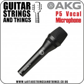 AKG P5 High Performance Dynamic Vocal Microphone (no switch)