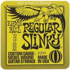 Ernie Ball Regular Slinky Drinks Coaster