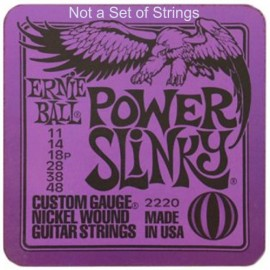 Ernie Ball Power Slinky Drinks Coaster