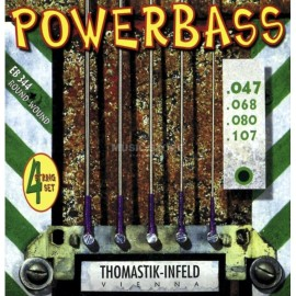 Thomastik EB344 Roundwound 47-170 Bass Guitar Strings