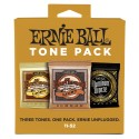 Ernie Ball Tone Pack 11 52 Light Acoustic Guitar Strings