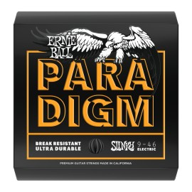 Ernie Ball 2022 Paradigm Hybrid Slinky 09-46 Electric Guitar Strings