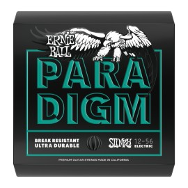 Ernie Ball 2026 Paradigm Not Even Slinky 12-56 Electric Guitar Strings