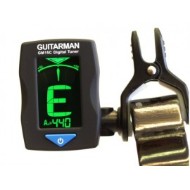 Guitar Man GM15C Instrument Clip-on Tuner