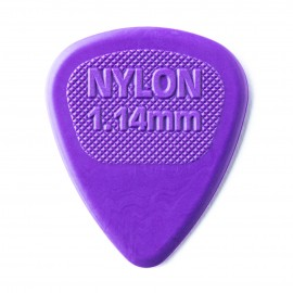 Dunlop Nylon Midi Standard - 1.14mm Pick 443R114 - Each (purple)