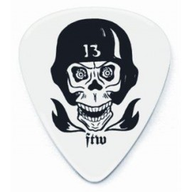 Jim Dunlop Tortex KOZIK SKULL Guitar Pick .60mm - Bag of 12