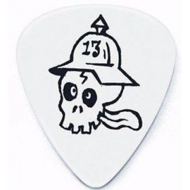 Jim Dunlop Tortex KOZIK SKULL & TOUNGE Guitar Pick .73mm - Bag of 12