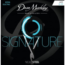 Dean Markley Signature 12-54 jazz Nickel Electric Guitar Strings 2506