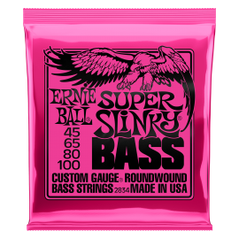 Ernie Ball Super Slinky Bass Strings