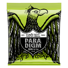 Ernie Ball 7 String Paradigm Regular Slinky 10-56 Electric Guitar Strings P02028