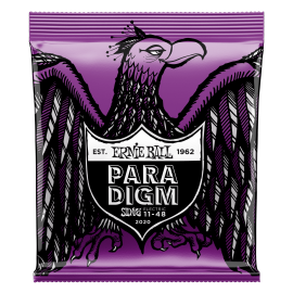 Ernie Ball 2020 Paradigm Power Slinky 11-48 Electric Guitar Strings
