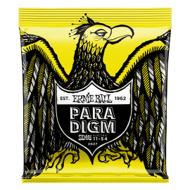 Ernie Ball 2027 Paradigm Beefy Slinky 11-54 Electric Guitar Strings