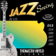 Thomastik-Infeld  Jazz Swing Flatwound 12-50 Electric Guitar Strings JS112