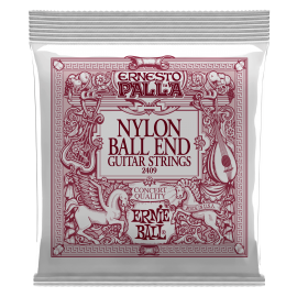 Ernie Ball Ernesto Palla Ball End Black & Gold 28-42 Classical Guitar Strings 2409