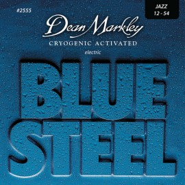 Dean Markley Blue Steel 12-54 Jazz Nickel Electric Guitar Strings 2555
