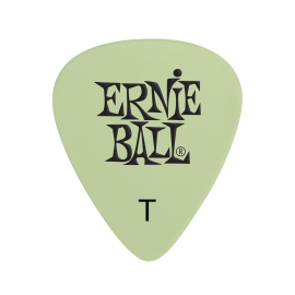 Ernie Ball Super Glow (in the dark) Picks - Thin P09224 - 12 pack