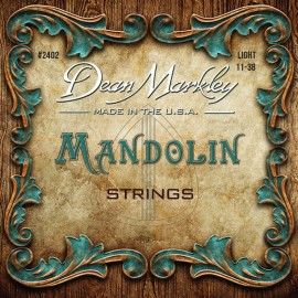 Dean Markley 11-38 Light Phosphor Bronze Mandolin Strings 2402