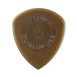 Dunlop Flow Grip Standard Guitar Pick - .88mm 549P088 - 6 pack (copper)