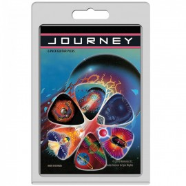 Perri's Journey 6 Pack Guitar Picks