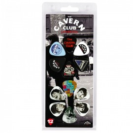 The Cavern Club Mix 12 Pack Guitar Picks