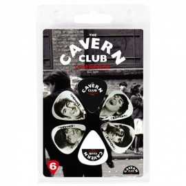 The Cavern Club Icons 6 Pack Guitar Picks