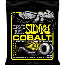 Ernie Ball Cobalt Beefy Slinky Slinky Electric Guitar Strings